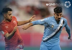 گل های بازی العربی 1 - السد 6 (حضور 90 دقیقه ای پورعلیگنجی)