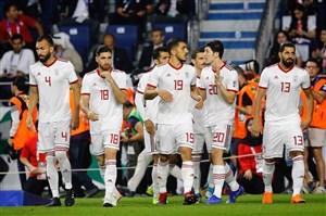 اعلام رسمی زمان بازی های تیم ملی در مقدماتی جام جهانی