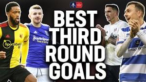 برترین گلهای جام حذفی انگلیس در دور سوم مسابقات