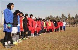 کوچ ملیپوشان فوتبال زنان برای اردو به اصفهان