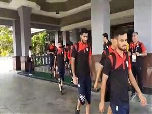 آخرین تصاویر از تیم امید قبل از بازی ازبکستان