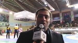 واکنش رییس سازمان لیگ کشتی به انتقادها از سطح مسابقات جام تختی