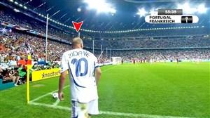شاهکار های فراموش نشدنی ستارگان فوتبال جهان