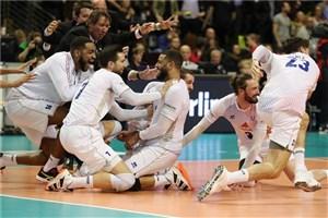 منفورترین تیم ها از نظر ملی پوشان والیبال