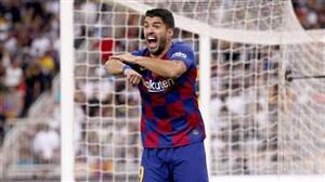 5 گل برتر لوئیس سوارز با پیراهن بارسلونا