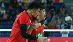 خلاصه والیبال چین 3 - قطر 1