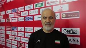 گفتوگو با امیر خوشخبر سرپرست تیم ملی والیبال ایران