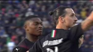 اولین گل رسمی زلاتان پس از بازگشت به میلان