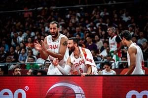 سالن تمرین، مشکل اصلی تیم ملی بسکتبال ایران