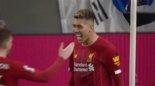 گل اول لیورپول به تاتنهام (فیرمینو)