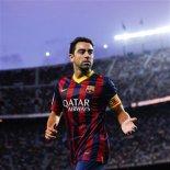 مهارتهای ژاوی باپیراهن بارسلونا