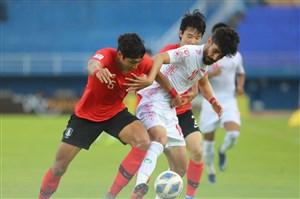 آنالیز و تحلیل بازی امیدهای ایران مقابل کرهجنوبی همراهبا مربیان اینتیم