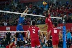 خلاصه والیبال چین 0 - ایران 3 (فینال انتخابی المپیک)