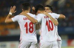 دستاوردتیم امید از رقابت های زیر 23 سال جام ملت های آسیا