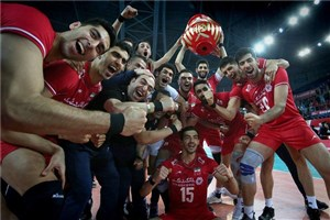 ... و حالا بهترین «تیم» تاریخ ورزش ایران