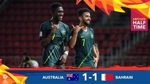 خلاصه بازی امید استرالیا 1 - امید بحرین 1 (زیر23 سال)