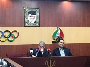 صالحی امیری: ورزشکار ممنوع الخروج یا ممنوع الورود در ایران نداریم