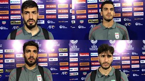 صحبتهای امیدهای ایران پس از حذف از انتخابی