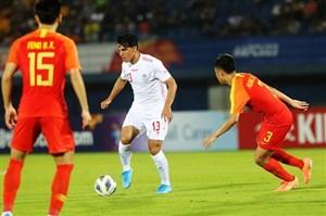 آنالیز وتحلیل آخرین بازی امیدهای ایران در رقابتهای زیر23سال آسیا