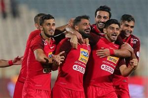 امارات انتخاب پرسپولیس برای میزبانی از تیم های عربستانی