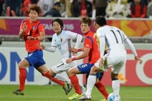 با سقوط ژاپن؛ بازنده نیمه نهایی صعود نمی کند