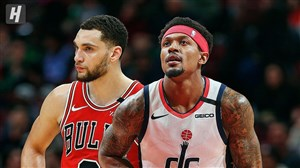 خلاصه بسکتبال شیکاگو بولز - واشینگتن ویزارد