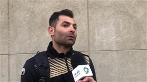 ابراهیمی: آن تکلی که در ترکیه روی پایم زدند را فراموش نمی کنم