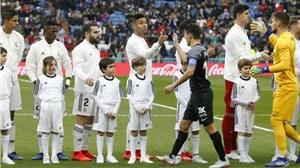 رسمی؛ گارد افتخار سویا برای قهرمانی رئال مادرید