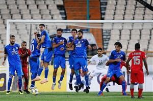 حذف بازیهای استقلال و شهرخودرو از تقویم آسیا! + عکس