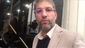 حمیداوی : عزت و شرف ایران از هرچیزی مهم تر است