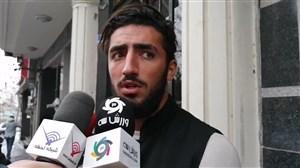 صیادمنش : حمید خان هر چه در توان داشت برای ما گذاشت