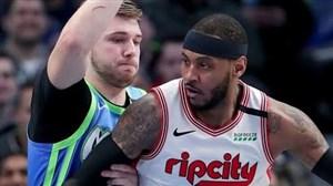 خلاصه بسکتبال دالاس ماوریکس - پورتلند بلیزرز