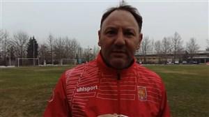کوزین : تیمهایی هستند که از بازی با ایرانیها می ترسند