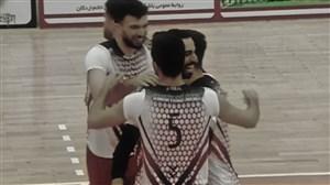 خلاصه والیبال خاتم اردکان 1 - شهروند اراک 3