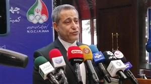 اظهارات کیکاووس سعیدی در حاشیه مجمع کمیته المپیک