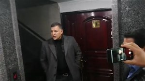 حضور خبرساز علی دایی در فدراسیون فوتبال
