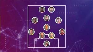 تیم منتخب نقل و انتقالات نیم فصل اول لیگ برتر