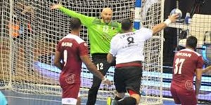 خلاصه هندبال ایران 25 - قطر 31