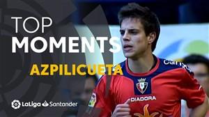 برترین لحظات سزار آسپیلیکوئتا در لالیگای اسپانیا