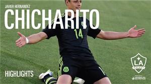 چیچاریتو؛ ستاره جانشین زلاتان در لس آنجلس گلکسی