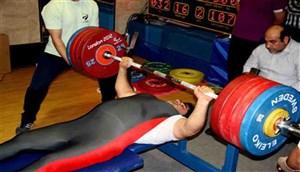 صمد عباسی; افتخاری در وزنه برداری پارالمپیک ایران