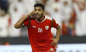 مهاجم عمانی رسما سپاهانی شد(عکس)