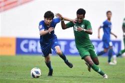 خلاصه بازی امید عربستان سعودی 1 - امید ازبکستان 0