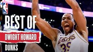 اسلم دانکهای دیدنی هاوارد در بسکتبال NBA