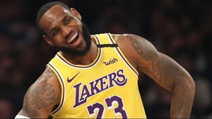 خلاصه بسکتبال نیویورک نیکس - لس آنجس لیکرز