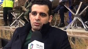 قاسم رضایى : کشتى تنها امیدورزش ایران در المپیک است