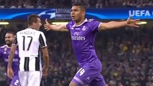 مصاحبه با کاسمیرو ، هافبک گلزن رئال مادرید