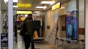 شیخ دیاباته آخرین مسافر کاروان استقلال در سفر دبی