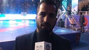 واکنش قهرمان المپیک به همکاری با فدراسیون کشتی