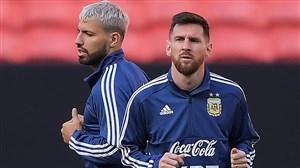 اخبار کوتاه؛ درخواست مسی برای جذب آگوئرو